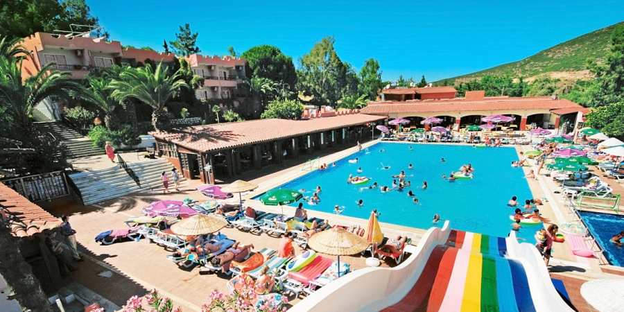 HOTEL PIGALE BEACH RESORT